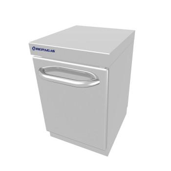 Support inox série 550 - 1 porte REPAGAS