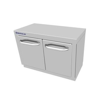 Support inox XL série 550 - 2 portes REPAGAS