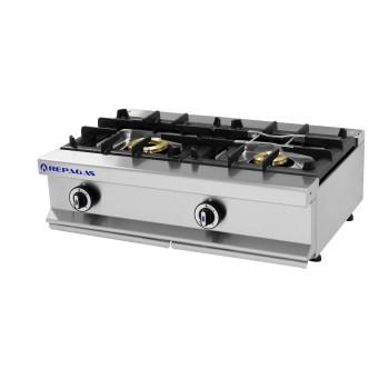 Table de cuisson série 550 - 2 feux REPAGAS