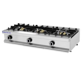 Table de cuisson série 550 - 3 feux REPAGAS