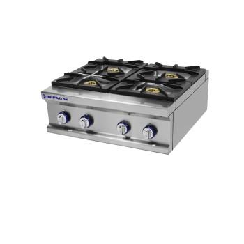 Table de cuisson série 750 - 4 feux Power Line REPAGAS