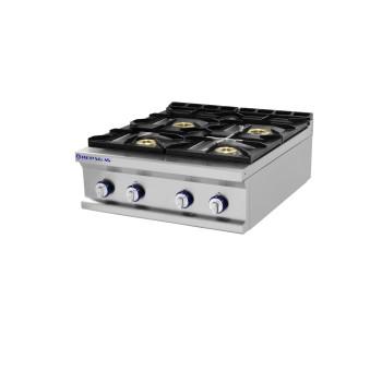 Table de cuisson série 750 - 4 feux Pro Line REPAGAS
