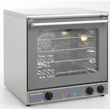 Four 230V convection + grill quartz 4 niveaux 450x340 ROLLER GRILL