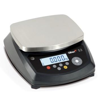 Balance électronique capacité 6Kg précision 0.5g GRAM