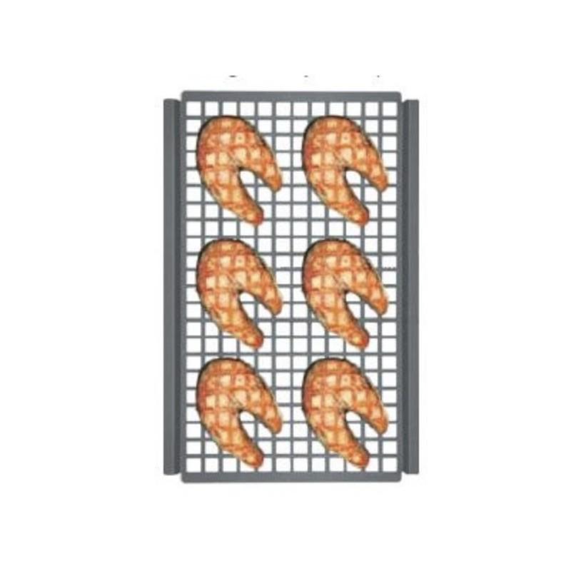 Plaque grill UNOX GN 1/1
