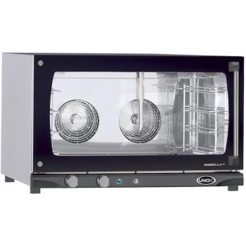 Four pâtissier 230V + humidificateur 4 niveaux UNOX