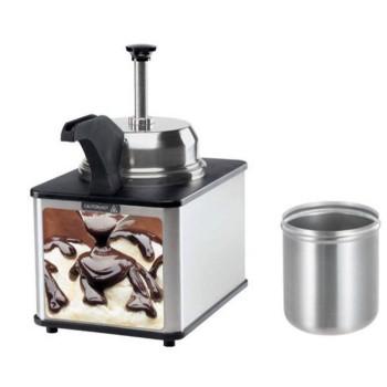 Distributeur de topping chaud avec pompe + bec chauffant SERVER