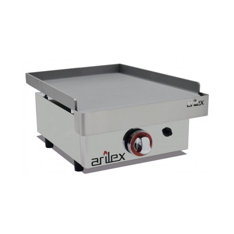 Plancha gaz 40x40x0,6cm ARILEX