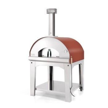 Four à pizza bois Marinara + base FONTANA