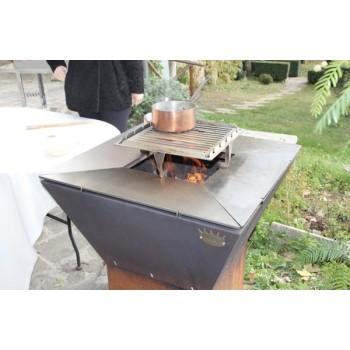 Grille pour barbecue GRINGO / COLORADO CLEMENTI