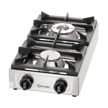 r chaud professionel gaz wok induction 2 caloria. Black Bedroom Furniture Sets. Home Design Ideas