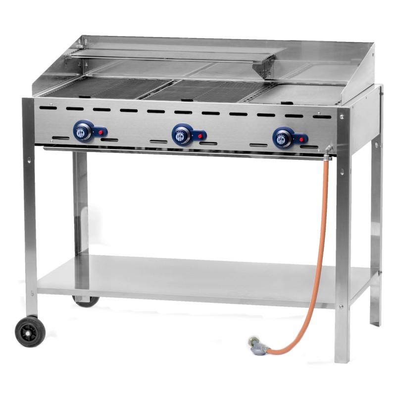 Barbecue hendi greenfire 3 bruleurs - Machine a laver surelevee ...