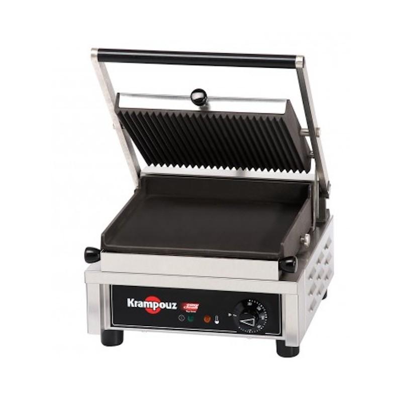 Grill panini krampouz gecid3bo - Sachet cuisson croque monsieur grille pain ...