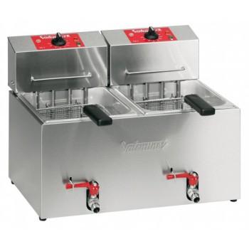 Friteuse 2x230V 2x7 litres VALENTINE